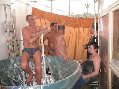 Мужики в русской бане — photo 2